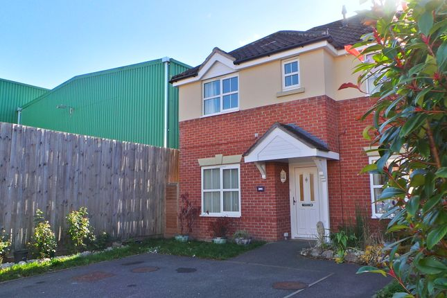 Thumbnail Detached house to rent in Regency Place, Fareham