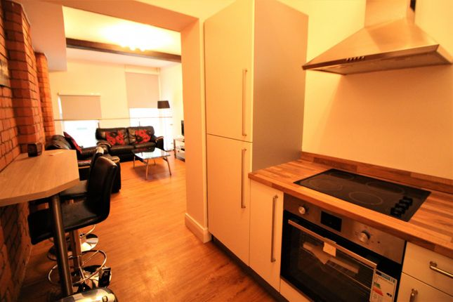 Kitchen of Crosshall Street, Liverpool L1