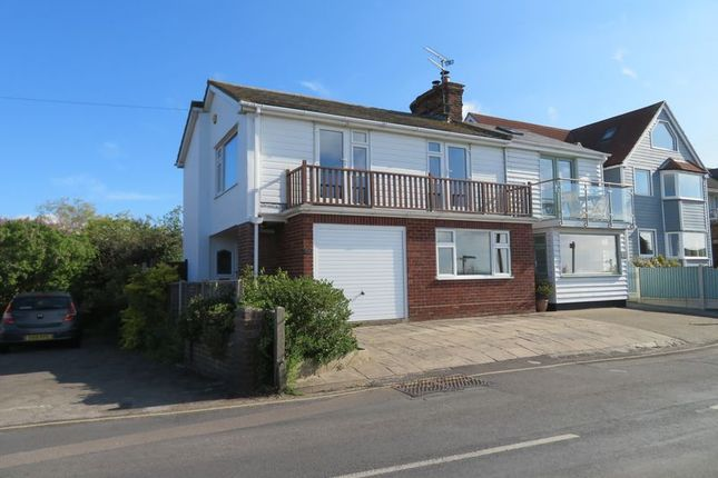 Thumbnail Semi-detached house for sale in Coast Road, West Mersea, Colchester