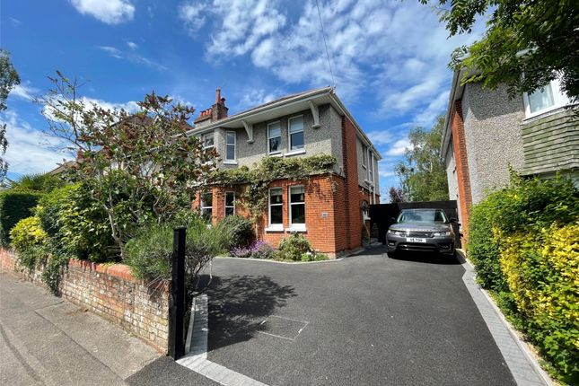 Thumbnail Detached house for sale in Firs Glen Road, Bournemouth