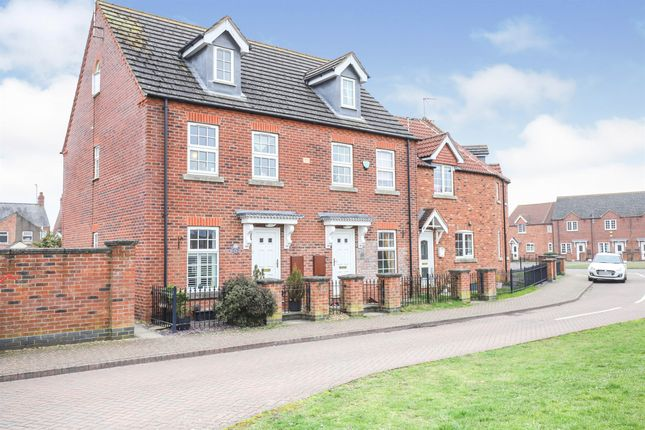 3 bed end terrace house for sale in Woodrow Place, Spalding PE11