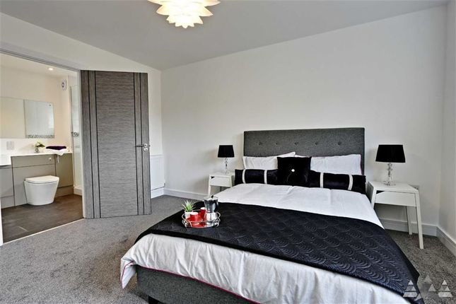 Thumbnail Detached house for sale in Wildflower Close, Calow, Chesterfield, Derbyshire