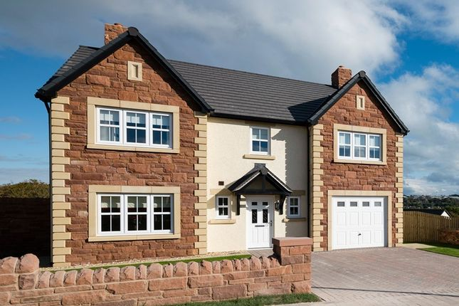 Thumbnail Detached house for sale in Balmoral, Waterside, Cottam Way, Cottam, Preston