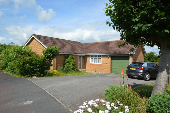 Thumbnail Detached bungalow for sale in Robin Close, Midsomer Norton, Radstock