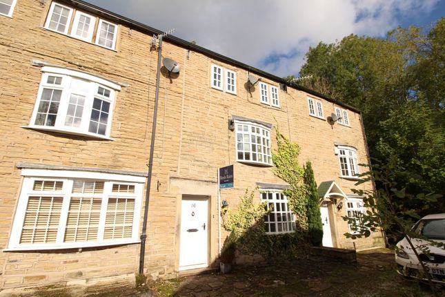 Thumbnail Property to rent in Thorncliff Wood, Hollingworth, Hyde