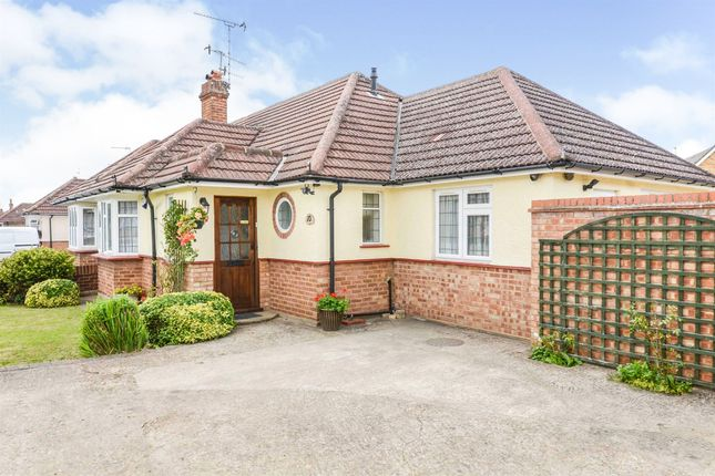 Thumbnail Semi-detached bungalow for sale in Jordans Way, Bricket Wood, St. Albans