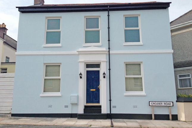 Thumbnail Link-detached house for sale in Crozier Road, Mutley, Plymouth