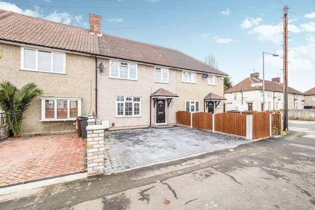 Thumbnail Terraced house for sale in Halbutt Street, Dagenham