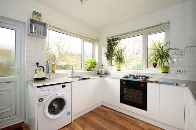 Thumbnail Flat for sale in Wanstead Park Avenue, London