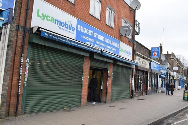Thumbnail Retail premises to let in 555-557 High Road, Tottenham, London
