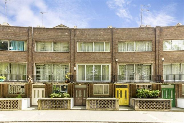 4 bed terraced house for sale in Norfolk Crescent, London