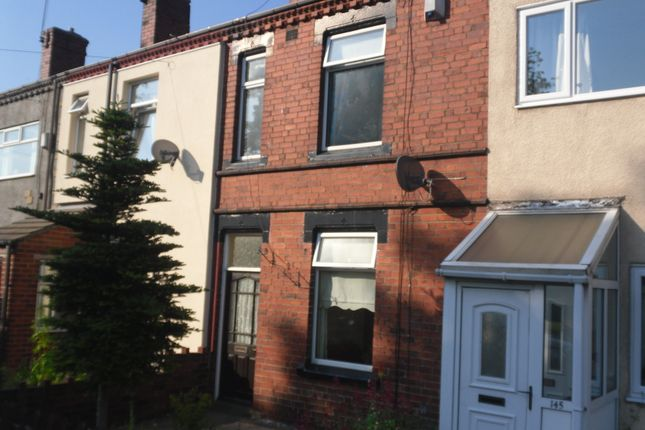 Thumbnail Terraced house to rent in Kirkby Road, Hemsworth