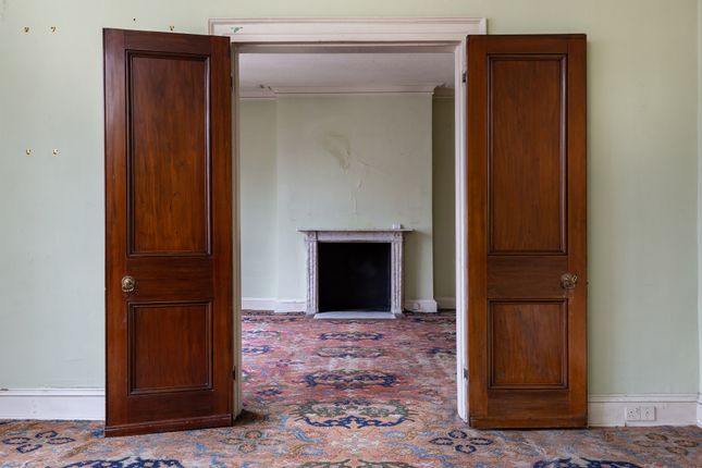 Doors To Reception