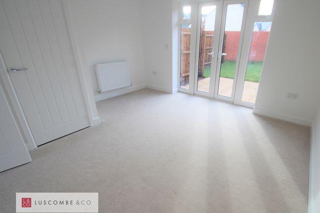 Living Room of Dehavilland Road, Rogerstone, Newport NP10