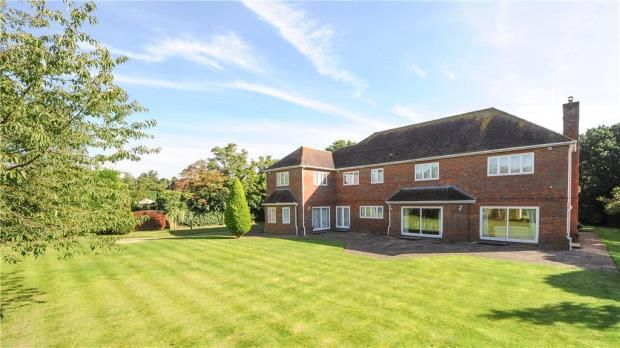 Thumbnail Detached house for sale in Hollycombe, Englefield Green, Egham