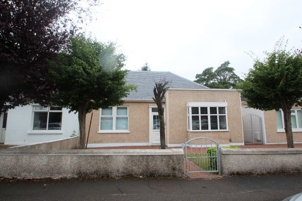 Thumbnail Semi-detached bungalow to rent in Ledi Road, Glasgow