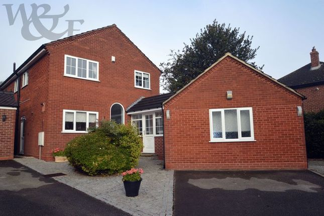 Thumbnail Detached house for sale in Greysbrook, Shenstone, Lichfield