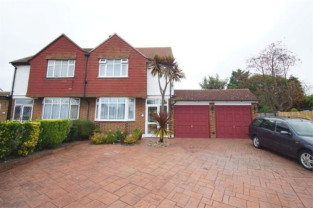 Thumbnail Semi-detached house for sale in Bexley Road, London