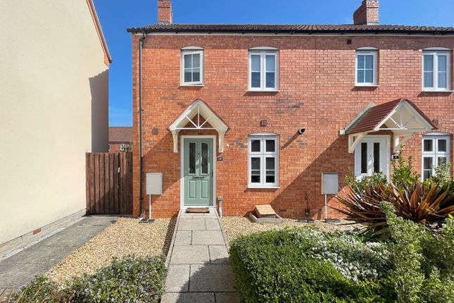 3 bed semi-detached house for sale in Sharpham Road, Glastonbury BA6