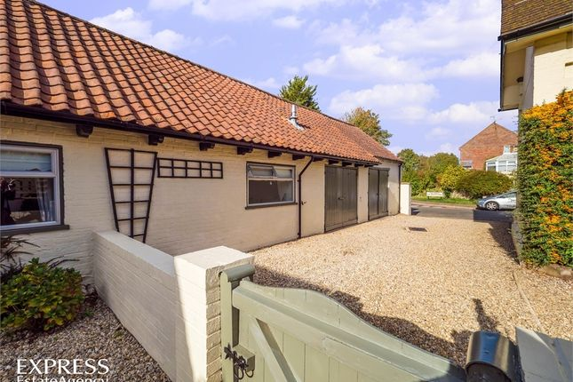 Thumbnail Cottage for sale in The Street, Syderstone, King's Lynn, Norfolk