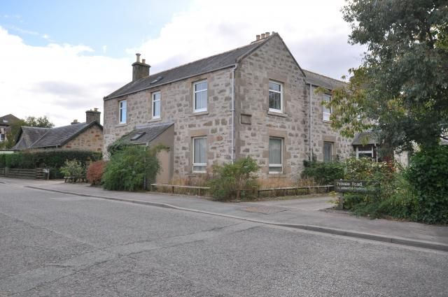 Thumbnail Flat for sale in 12 Logie Terrace, Forres