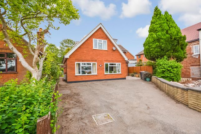 Thumbnail Detached house for sale in Orton Road, Warton, Tamworth