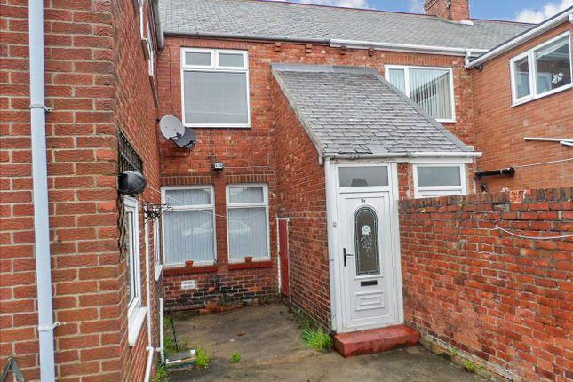 Thumbnail Flat to rent in Allgood Terrace, Bedlington