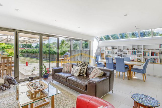 Thumbnail Semi-detached house for sale in Manor Drive, Surbiton, Surrey