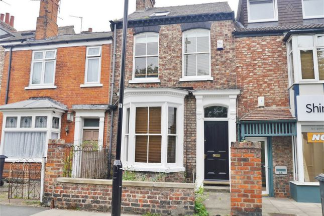 Thumbnail Terraced house to rent in East Parade, Heworth, York