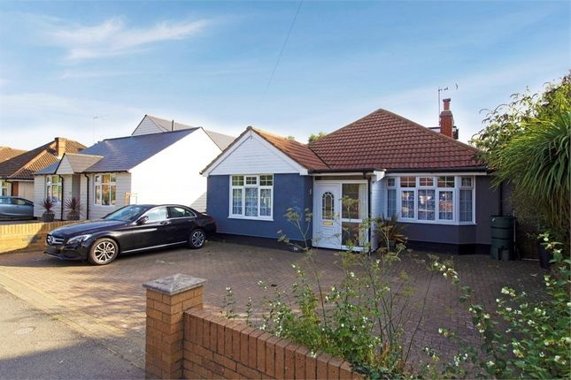 Thumbnail Detached bungalow for sale in Foxhall Road, Ipswich, Suffolk