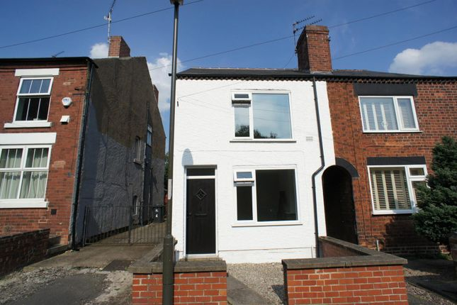 Thumbnail Semi-detached house to rent in Belper Road, Kilburn, Derbyshire