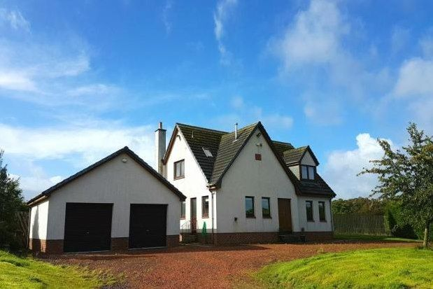 Thumbnail Detached house to rent in Strathaven Road, Hamilton