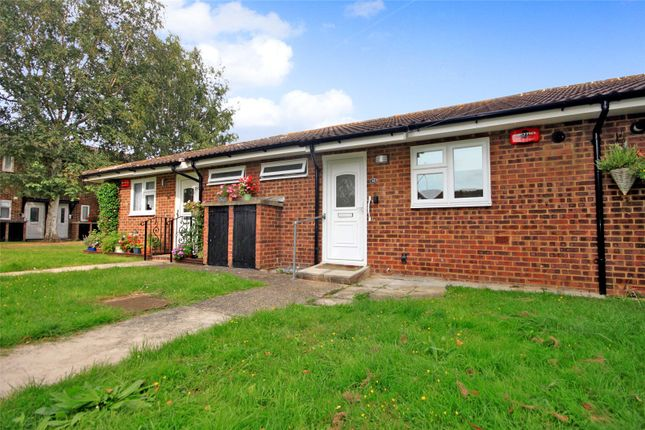 Thumbnail Bungalow for sale in Pine Close, Wickford
