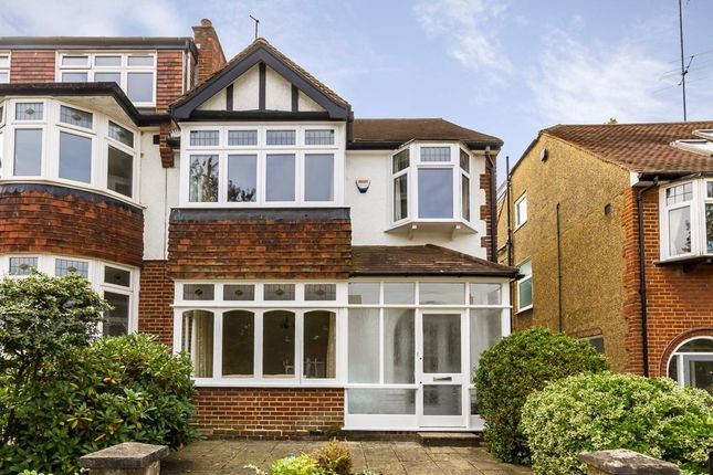 Thumbnail Property to rent in Kingfield Road, London