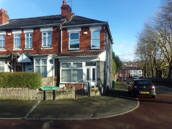 Thumbnail Semi-detached house for sale in Arden Road, Smethwick, Birmingham, West Midlands