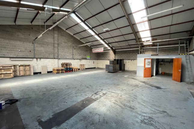 Thumbnail Industrial to let in Dixon Road, Bristol