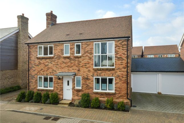 Thumbnail Detached house for sale in Havillands Place, Wye, Ashford, Kent
