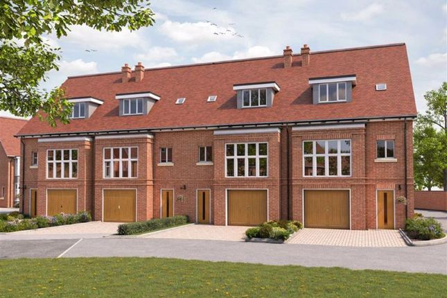 4 bed terraced house for sale in Phase B, Ingles Gardens, Folkestone, Kent CT20