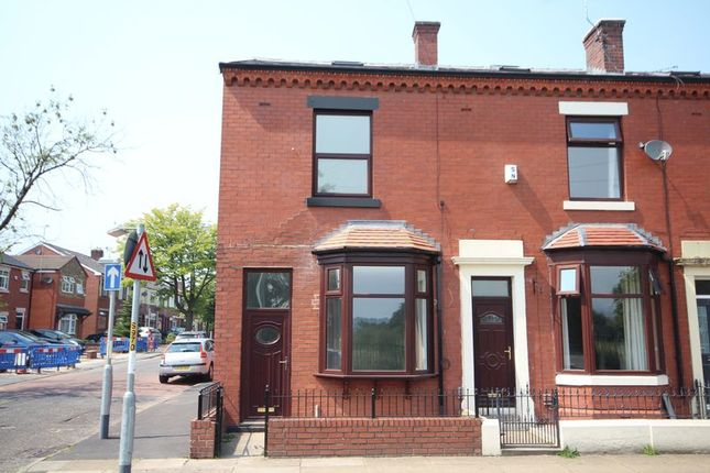 Thumbnail End terrace house to rent in Foxholes Road, Syke, Rochdale