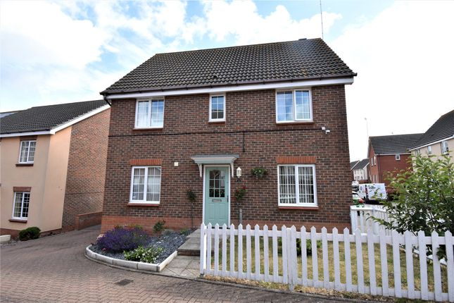 Thumbnail Detached house for sale in Stour Close, Harwich, Essex