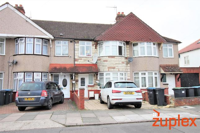 Thumbnail Terraced house for sale in St. Edmunds Road, Edmonton, London