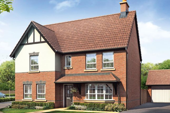 """Thumbnail Detached house for sale in """"Alnwick Special"""" at Melton Road, Edwalton, Nottingham"""