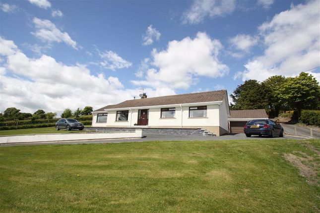 Thumbnail Detached bungalow for sale in Ballynahinch Road, Dromara, Down