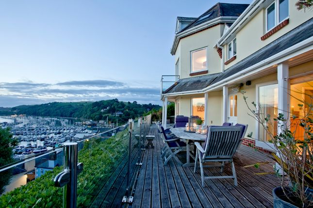 Thumbnail Detached house for sale in Tower House, Kingswear, Dartmouth, Devon
