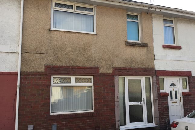 Thumbnail Terraced house to rent in Tirpenry Street, Morriston, Swansea
