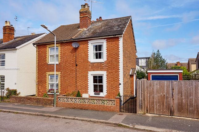 Thumbnail Semi-detached house for sale in Western Road, Southborough, Tunbridge Wells