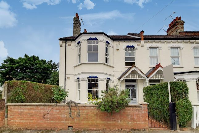 Thumbnail Terraced house to rent in College Road, Winchmore Hill