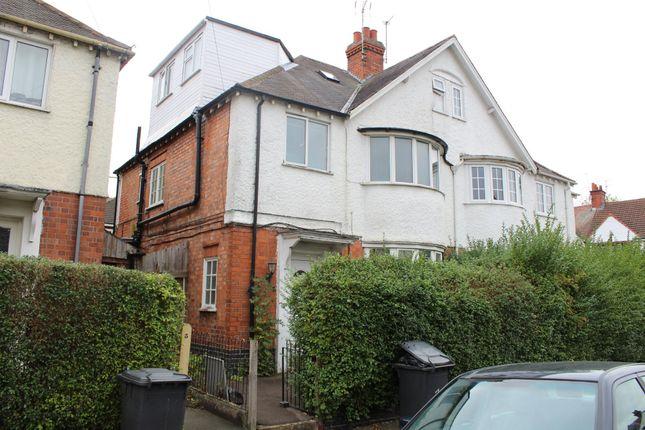 Thumbnail Semi-detached house for sale in Bodnant Avenue, Evington, Leicester