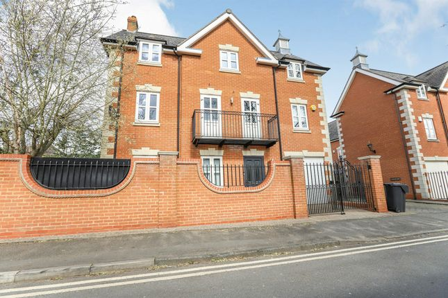 Thumbnail Detached house for sale in Chancery Mews, Bromsgrove