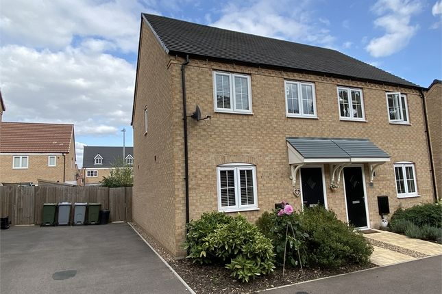 Semi-detached house for sale in Lily Lane, Newark, Nottinghamshire.